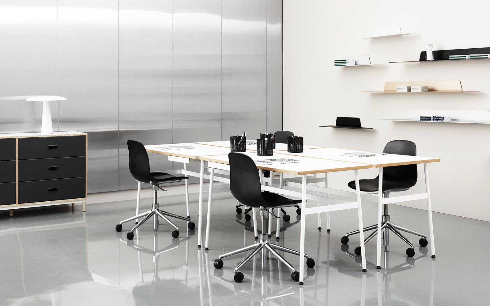 Copenhagen desk desk design ideas for Office design journal