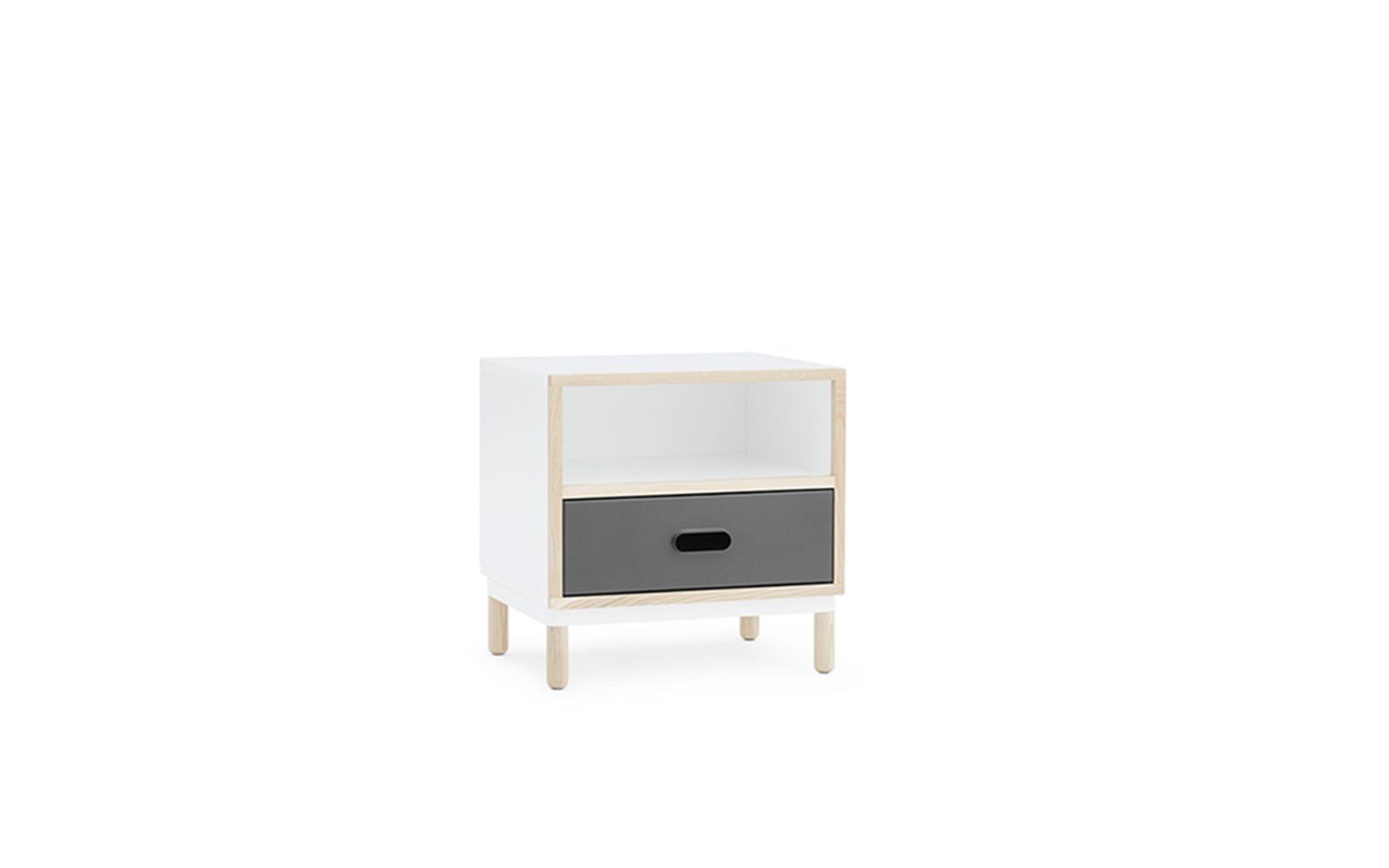 Kabino bedside table – a versatile urban storage piece