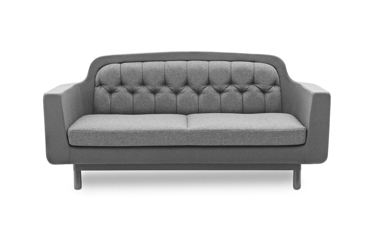 onkel sofa recognizable scandinavian design fabrics from gabriel. Black Bedroom Furniture Sets. Home Design Ideas