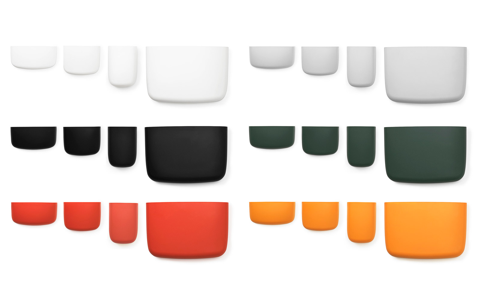 Pocket organizer storage for smaller items scandinavian design