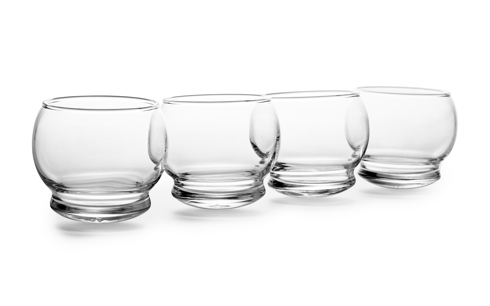 Rocking Glass A Fresh Take On The Traditional Tumbler Glass