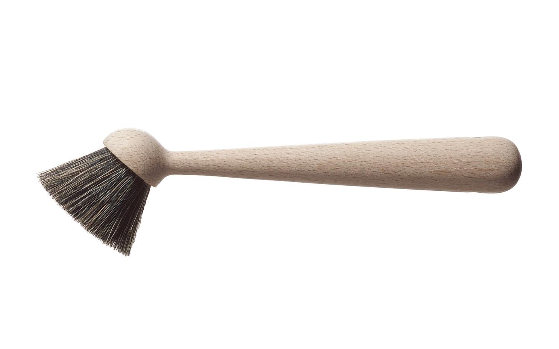 washing up brush wooden designer brush with natural bristles. Black Bedroom Furniture Sets. Home Design Ideas