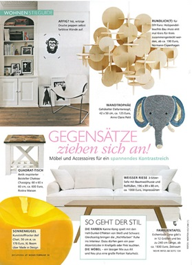 Germany, Living at Home, February 2014, Bau