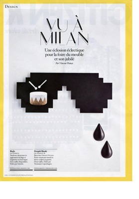 Citizen K France July 2011 Dropit