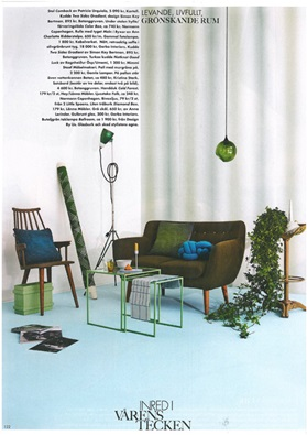 Sweden, Elle Decoration, March 2014, Folk