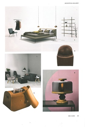 Germany, Wohn Design, June 2014, Swell Era Tablo Tint Hello Krenit Agnes
