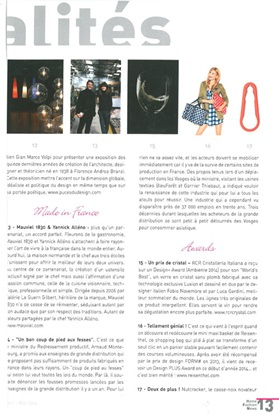 France, Home Fashion news, May 2014, nutcracker
