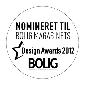 Were nominated boligmagasinets designawards