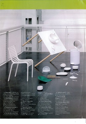 Grazia Casa December 2011 Dustpan  Broom 2