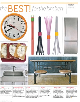 HouseBeautiful June 2012 Beater