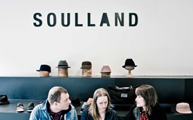 Soulland at the Normann Copenhagen flagship store