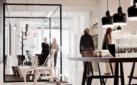 Artek at the Normann Copenhagen flagship store