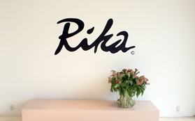 Rika at the Normann Copenhagen flagship store