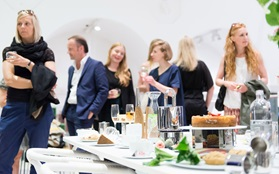 Georg Jensen Press Event