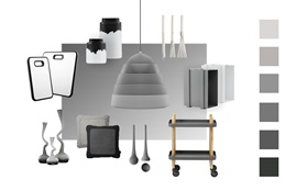 Grey Scale - Normann Copenhagen