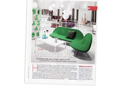 Galleria Normann Copenhagen in the media Flagship store Departures