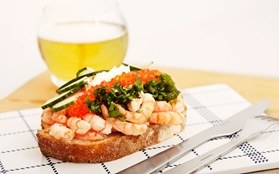 Normann Food Shrimp Mormor Cutlery