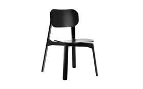 Bark Chair Black Normann Copenhagen