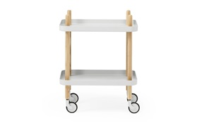 Block Table - Normann Copenhagen - Simon Legald - Light grey
