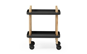 Block Table - Normann Copenhagen - Simon Legald - Black