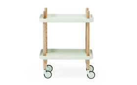 Block Table - Normann Copenhagen - Simon Legald - Mint