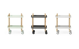 Block Mobile Table by Normann Copenhagen