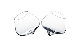 Cognac glass two frontview