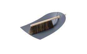 Dustpan dark grey