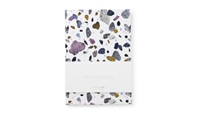 Daily Fiction Notebook large space stine light