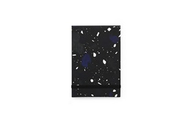 Daily Fiction Notepad space stone dark
