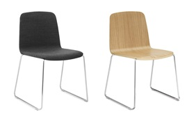 Just Chair - Normann Copenhagen - Iskos Berlin