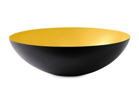 Krenit Bowl - Yellow - Normann Copenhagen
