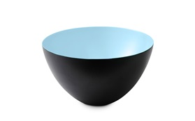 Krenit bowl light blue 25 cm