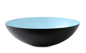 Krenit bowl light blue 38 cm